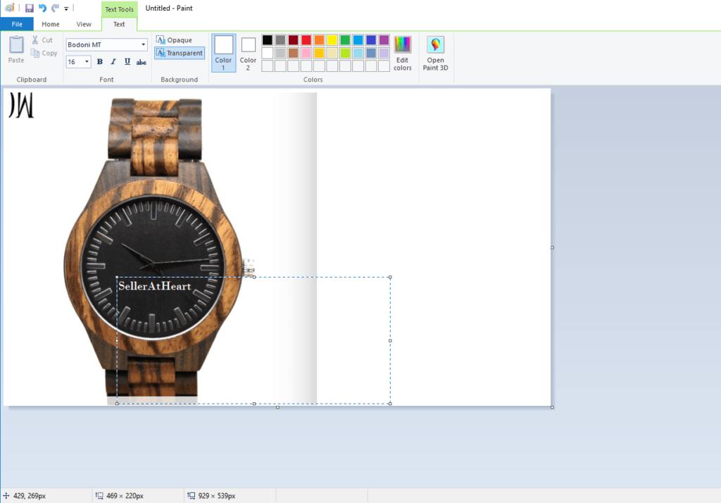 create a logo