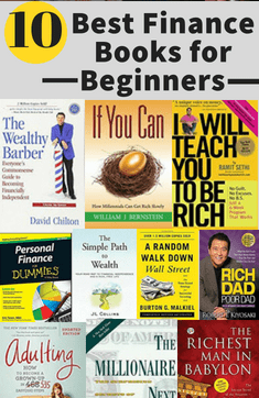 12 Best Finance Books for Beginners in 2021