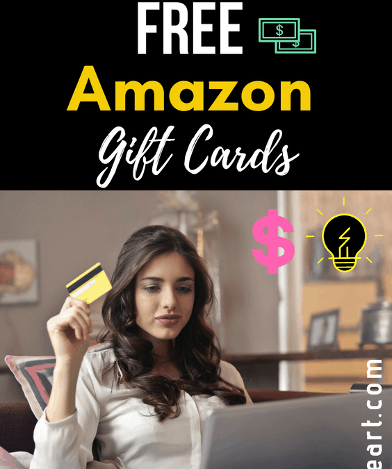18 Easy Ways to Earn Free Amazon Gift Cards Fast in 2021