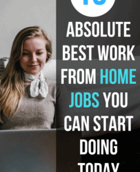 20 Easy Work From Home Jobs You Can Start Doing Today