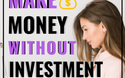30 Ways to Earn Money Online From Home Without Investment