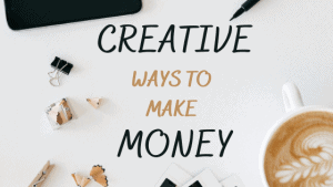 creative ways to make money online and offline