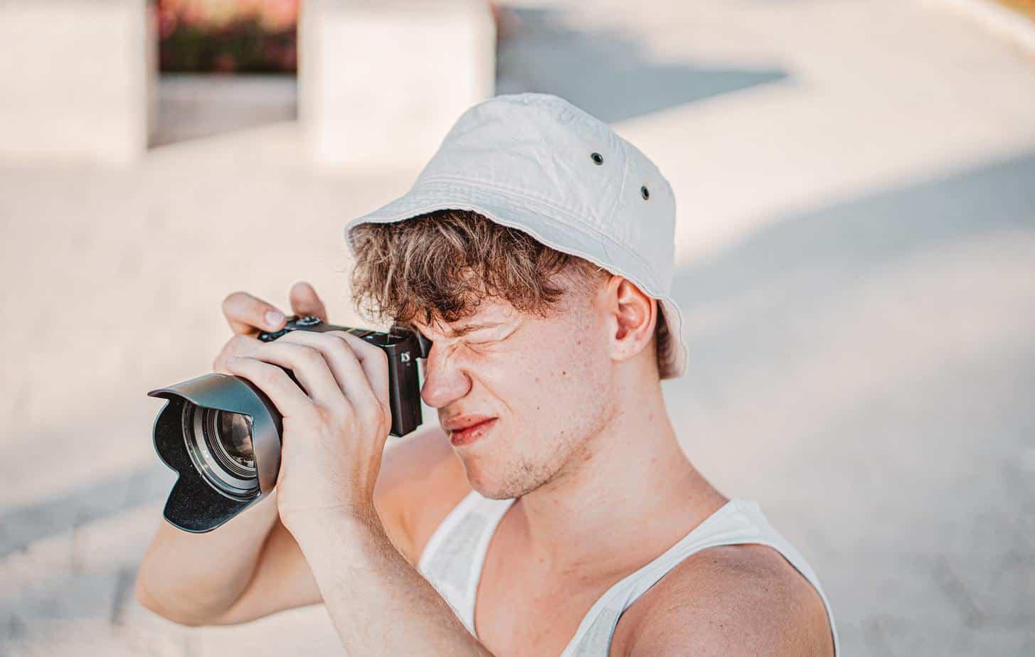 side hustle idea, photography