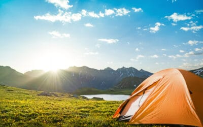 Can You Save Money by Living in a Tent?