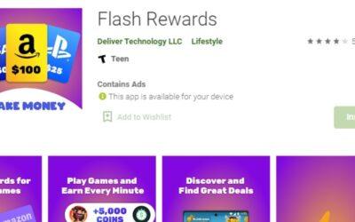 Flash Rewards Review: Is it Legit or Scam?